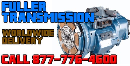 Fuller Transmission for sale worldwide
