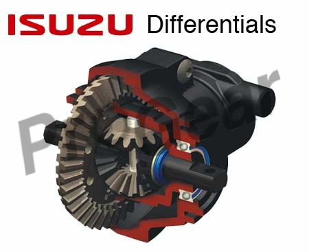 Isuzu Truck Differential