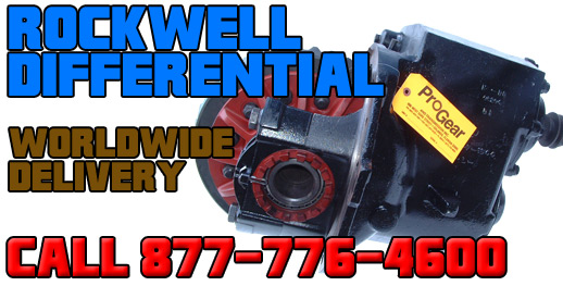 rockwell-truck-differential