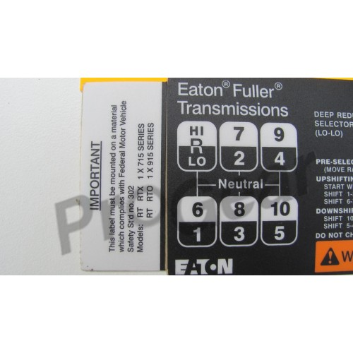 eaton fuller 15 speed shift pattern 20468 5 500x500 fuller 15 speed shift pattern 20468 eaton automatic transmission wiring diagram at bayanpartner.co