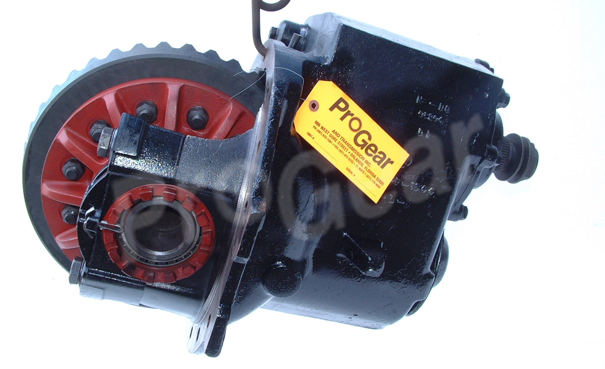 Rockwell Differentials E Pro Gear