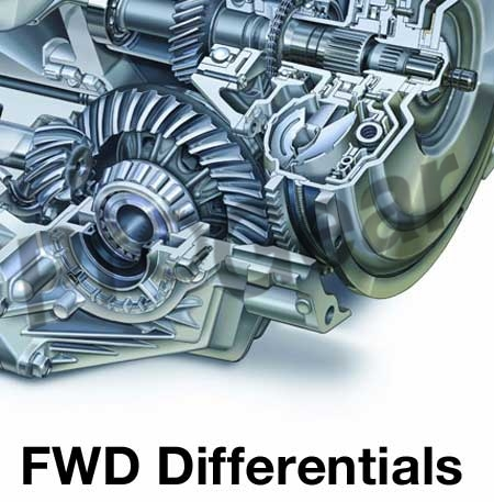 fwd-truck-differential