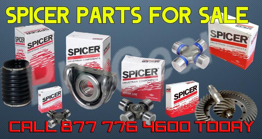 Spicer Transmission Parts, genuine